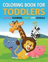 Coloring Book for Toddlers Ages 1-3
