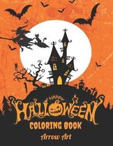 Halloween: Coloring Book for Adult & Kids