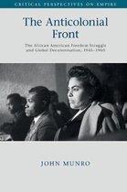 Boek cover The Anticolonial Front van John Munro