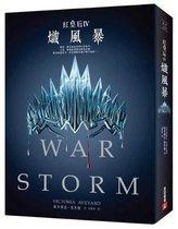 Omslag War Storm