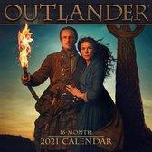 Outlander - Wall Calendar 2021