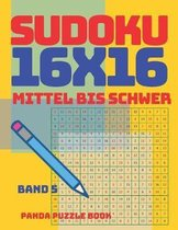 Sudoku 16x16 - Mittel Bis Schwer - Band 5