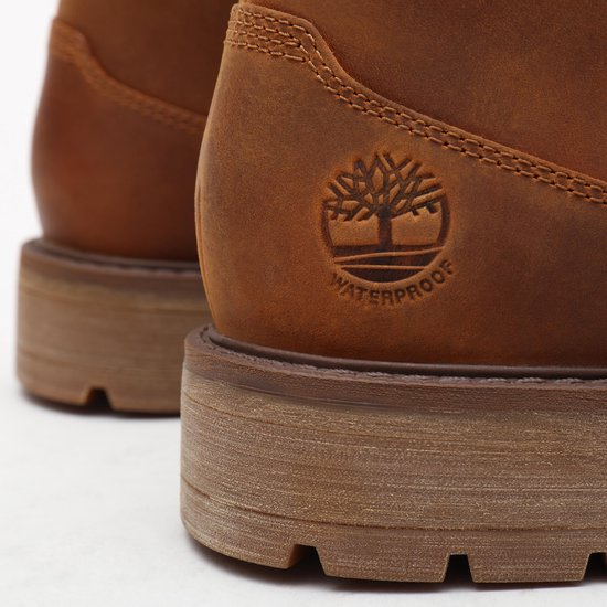 Timberland Elmhurst WP Chukka Heren Laarzen - Medium Brown - Maat 44