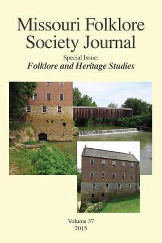 Missouri Folklore Society Journal,