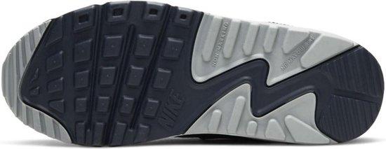 Nike Sneakers - Maat 40 - Unisex - wit,navy,grijs