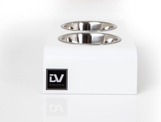 Designed by DeVreugdDesign HAP - XS (puppy) - Voerbak - Ø16 cm
