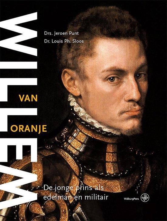 Boek cover Willem van Oranje van Jeroen Punt (Onbekend)