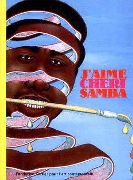 Cover van het boek 'J'Aime Cheri Samba'