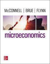 Boek cover Loose Leaf for Microeconomics van Stanley Brue
