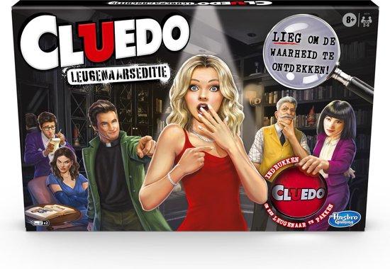 Afbeelding van het spel Cluedo Leugenaars Editie - Bordspel