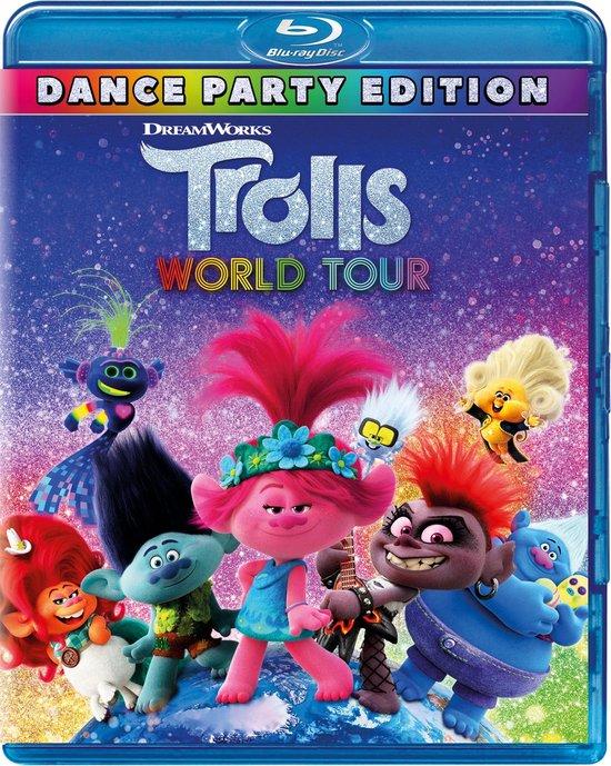 Trolls Wereldtour (Blu-ray)