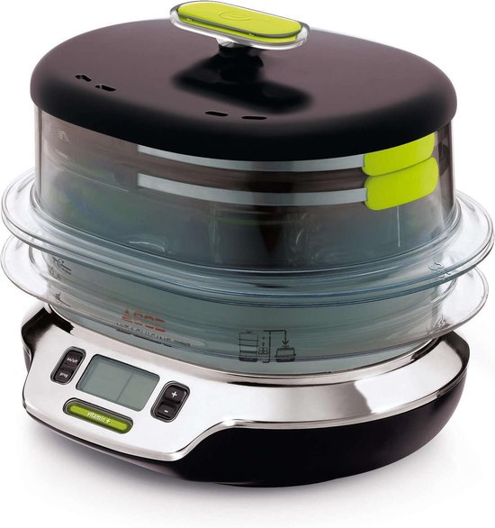 SEB Vitacuisine Compact VS405E00 - Stoomkoker