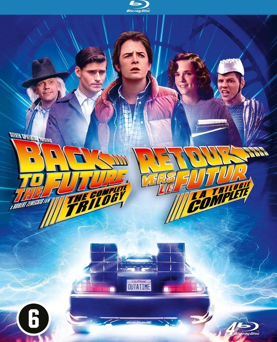 Back to the Future Trilogy (Blu-ray)