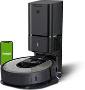 iRobot® Roomba® i7+ robotstofzuiger met slimme navigatie - automatische vuilafvoer - i7556