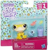 Littlest Petshop - Iggy Frogstein & Mitzi McLizard