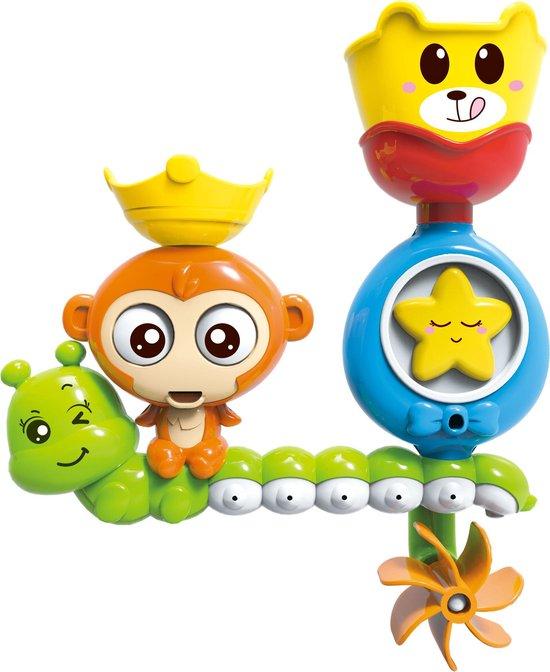 Afbeelding van Badspeelgoed - Badspeeltjes - Speelgoed Bad - Baby, Peuter & Kleuter - 0, 1, 2, 3, 4 & 5 Jaar speelgoed