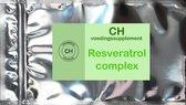 Resveratrol complex - 90 caps vegetarisch à 450 mg (lyme ziekte)