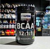 BCAA 12.1.1 USN Groene Appel 800 g Aminozuren Glutamine - BCAA Poeder
