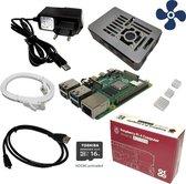 Raspberry Pi 4B - starter kit - 8GB - met ventilator