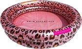 Swim Essentials Roze Panterprint Zwembad Roze