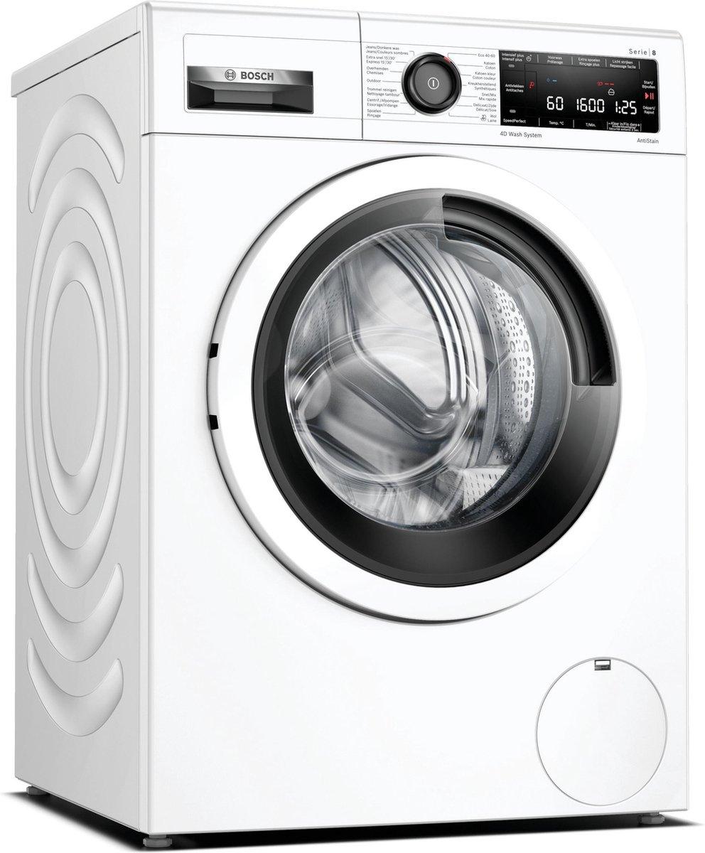 Bosch WAX32ME1FG – Serie 8 – Wasmachine – NL/FR