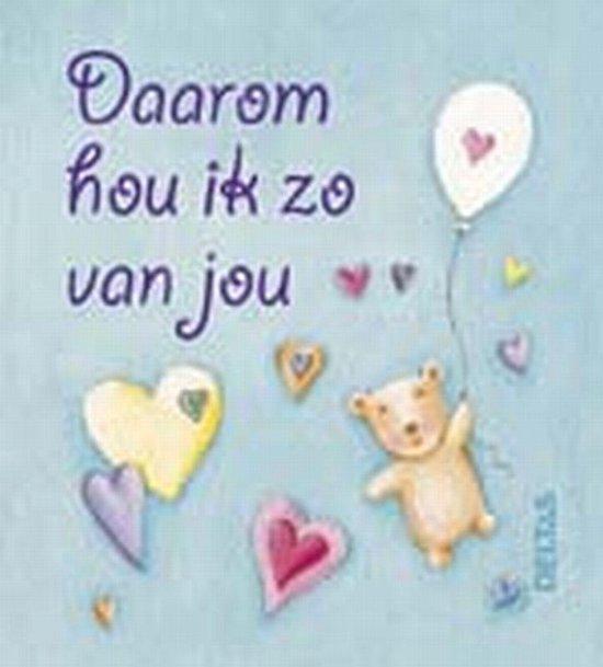 Cover van het boek 'Heartwarmers / Daarom hou ik zo van jou' van N. Daws