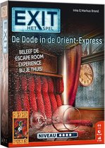 EXIT - De dode in de Orient Express Breinbreker
