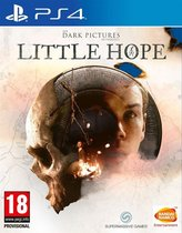 The Dark Pictures: Little Hope - PS4