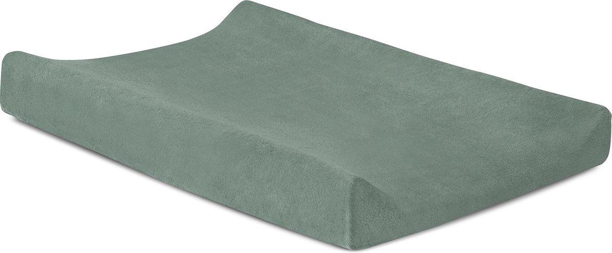Jollein Aankleedkussenhoes Badstof 50x70cm - Ash Green