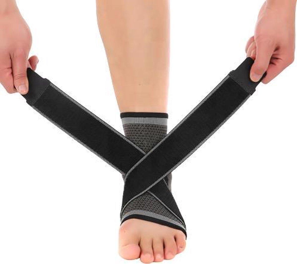Enkelbrace - Enkel Bandage - Voet brace - Enkel Brace - Enkelsteun - Enkelondersteuning - Neopreen -