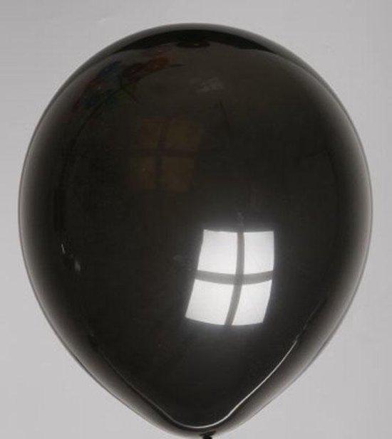 Fasion Solid Black ballons
