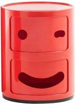 Kartell Componibili Smile Kast C