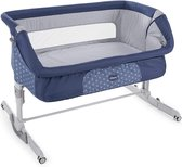 Chicco Next2Me Dream Co-sleeper - navy