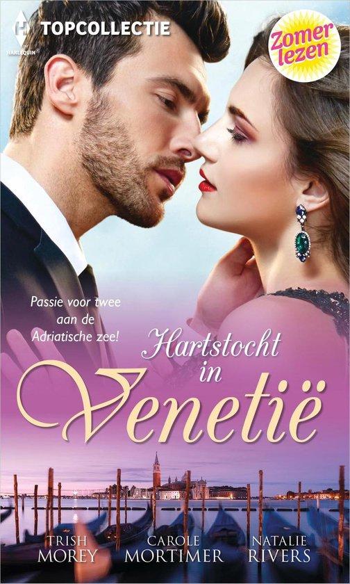 Topcollectie 118 - Hartstocht in Venetië - Trish Morey |