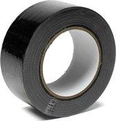 Profipack Duct-tape zwart - 50 x 50mm - per stuk