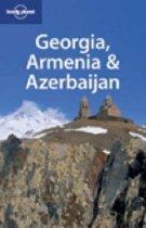 Lonely Planet: Georgia, Armenia & Azerbaijan  (3Rd Ed)