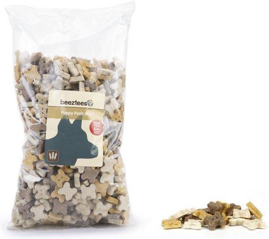 Beeztees Puppy Petit Mix - Hondensnack - Voordeel - 1400 gram