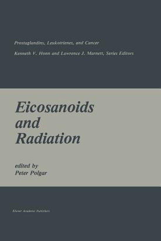 Eicosanoids and Radiation