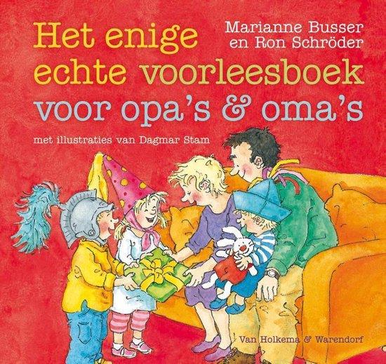 Welp bol.com | Enige echte voorleesboek voor opa's en oma's, Marianne ZO-76