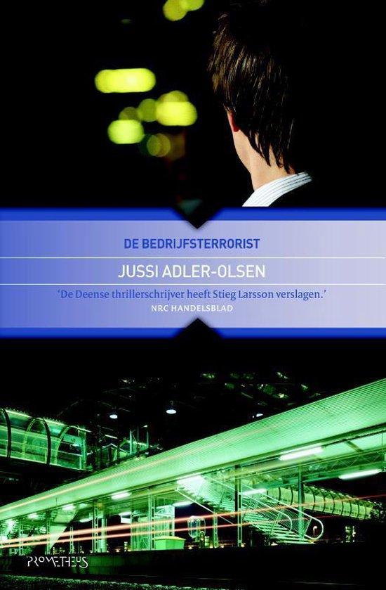 De bedrijfsterrorist - Jussi Adler-Olsen |