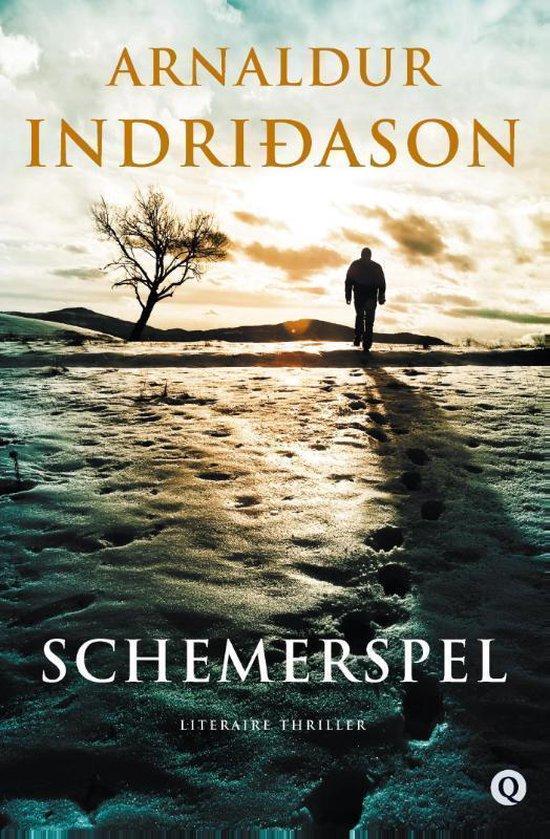 Boek cover Schemerspel van Arnaldur Indridason (Onbekend)