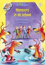 Afbeelding van Ik ♥ lezen - Monsters in de school