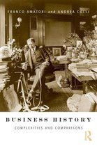 Boek cover Business History van Franco Amatori (Paperback)