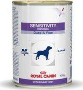 Royal Canin Sensitivity Control - Eend/Rijst - Hondenvoer - 12 x 420 g