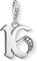 Thomas Sabo Charm Club Hanger 1507-643-21 - Zilver