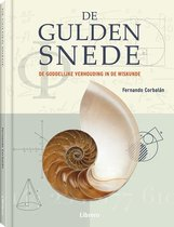Boek cover De gulden snede van Fernando Corbalan