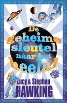 Boek cover De geheime sleutel naar het heelal van Stephen Hawking (Paperback)