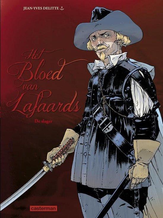 Bloed van de lafaards hc02. de slager - Jean-Yves Delitte | Readingchampions.org.uk