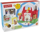 Fisher-Price Little People Geluiden Boerderij - Speelset