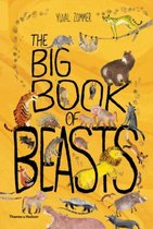 Boek cover The Big Book of Beasts van Yuval Zommer (Hardcover)